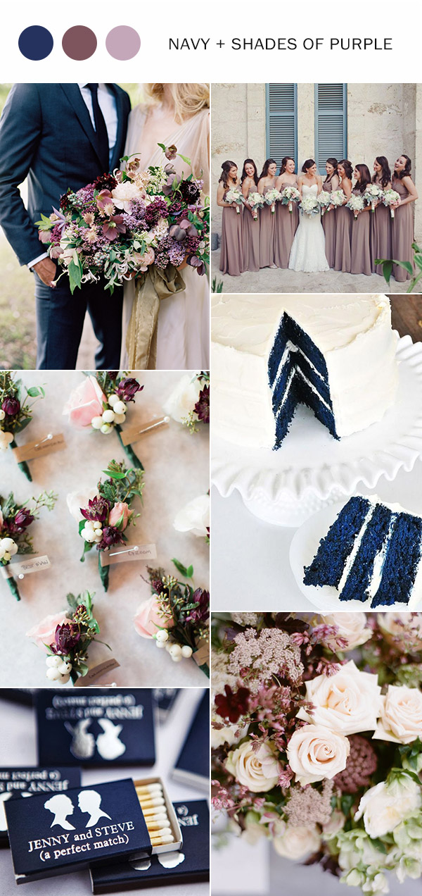 navy-blue-and-shades-of-purple-wedding-color-ideas-for-fall
