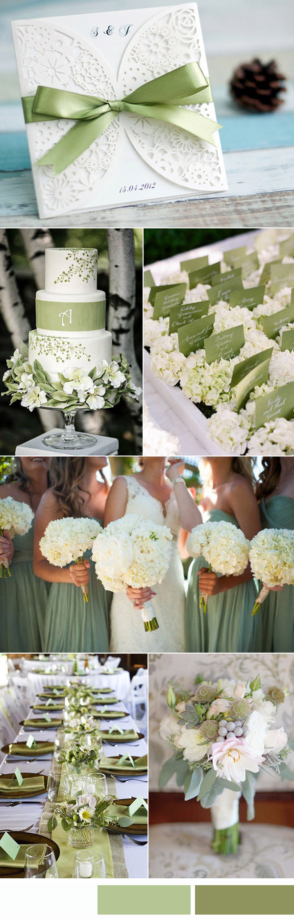 sage-green-and-white-wedding-color-ideas-and-laser-cut-wedding-invitations