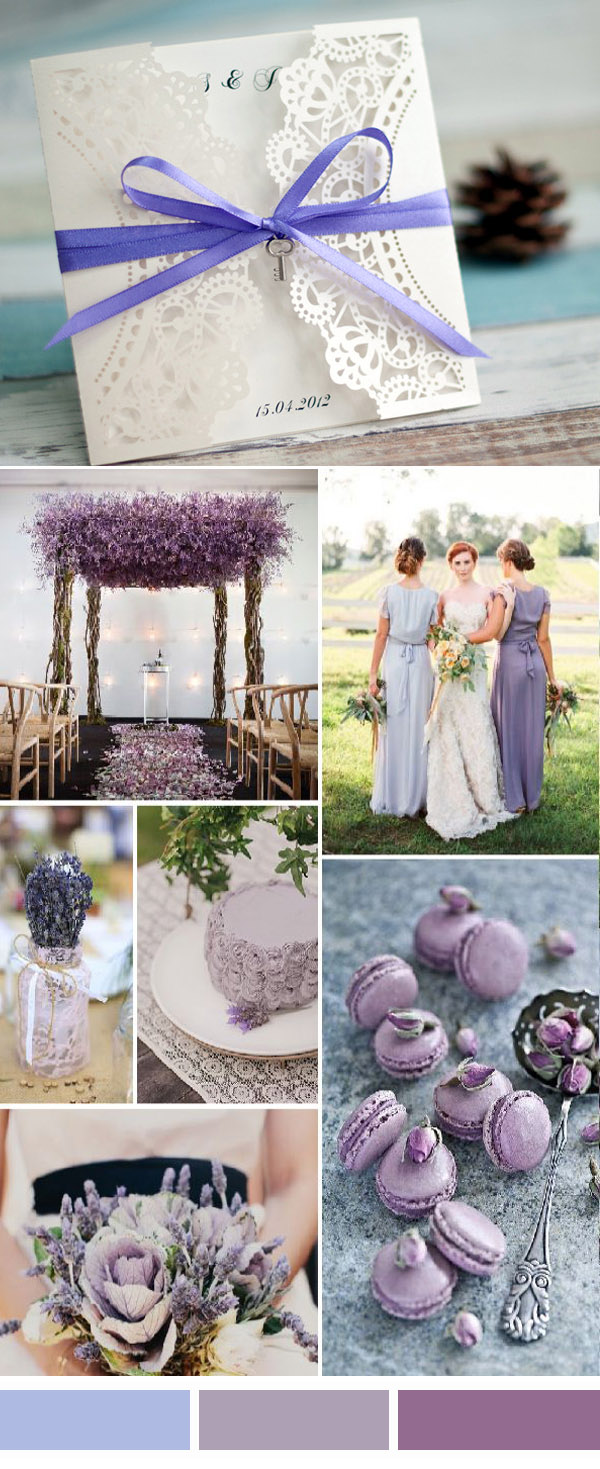 shades-of-purple-lavender-wedding-color-ideas-and-invitations