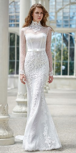 awesome winter wedding dress