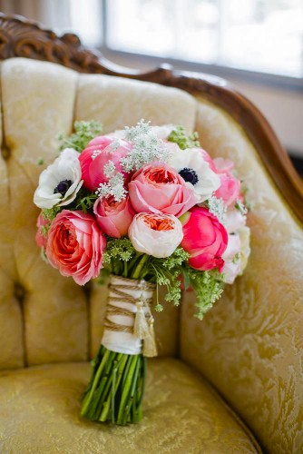 soft pink roses bouquet
