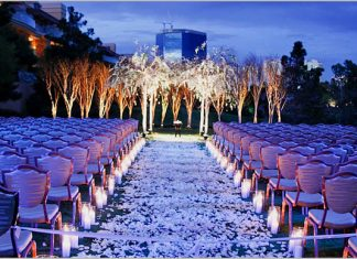 aisle wedding design inspiration