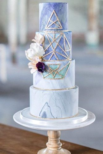 charming rustic wedding cake design