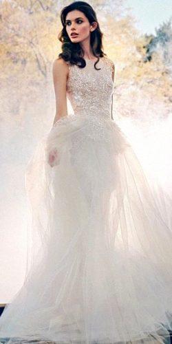 cute barn wedding gown design