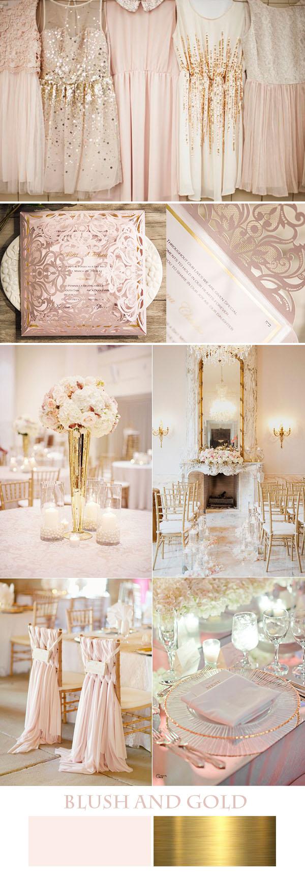 elegant-blush-pink-and-gold-wedding-ideas