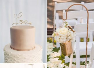 elegant wedding color schemes