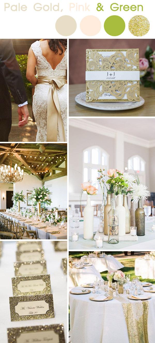 gorgeous wedding color inspiration