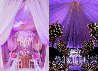 luxury wedding concept