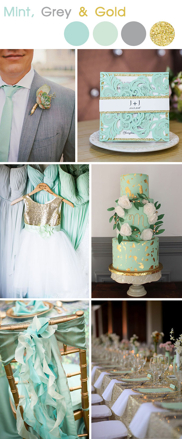 mint-grey-and-gold-wedding-colors
