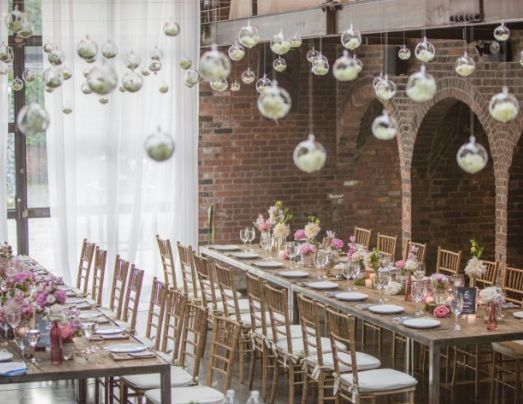 Simple Vintage Wedding Decor Ideas Combined with Classic Ideas Looks ...