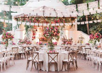 vintage wedding concept