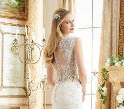 gorgeous mermaid wedding dresses