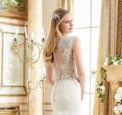 gorgeous mermaid wedding dresses