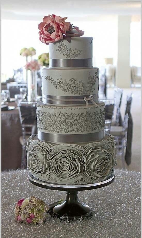 luxurious wedding cake ideas
