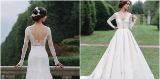 modern and elegant wedding dresses