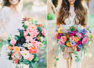 romantic wedding bouquet ideas