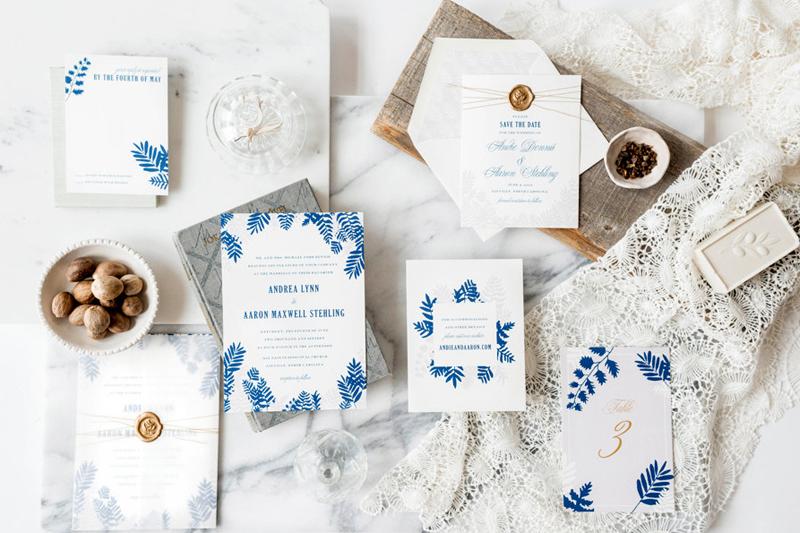 simple wedding invitation design