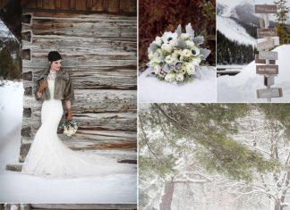 winter wedding color combos