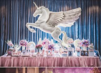 fairytale spring wedding ideas