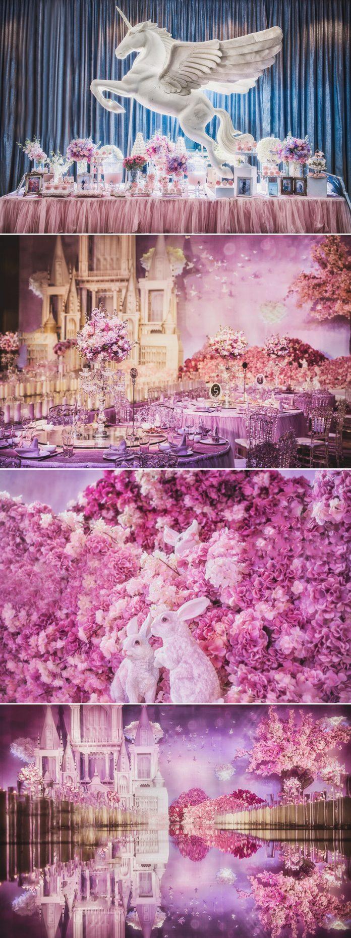 fairytale spring wedding ideas