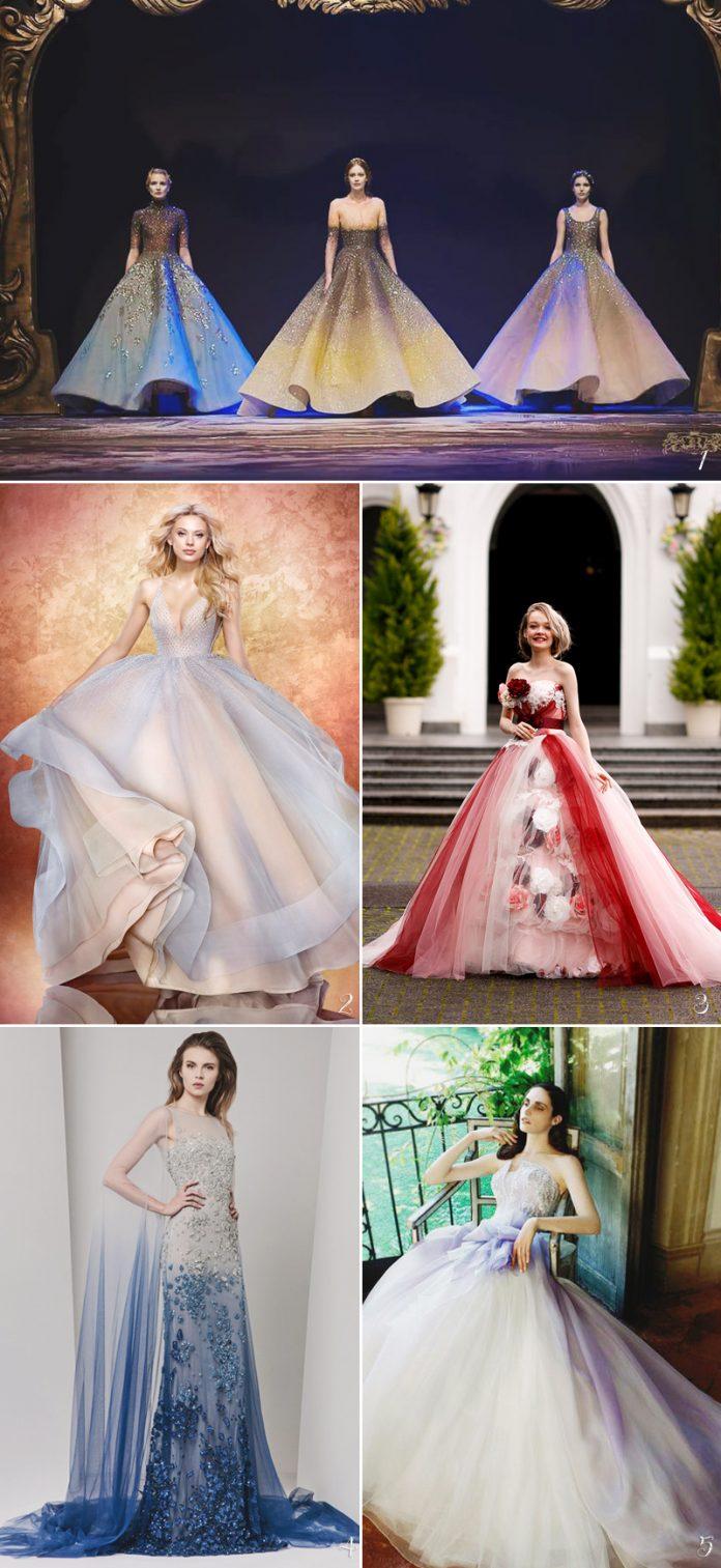 charming wedding dresses