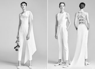 contemporary wedding dresses