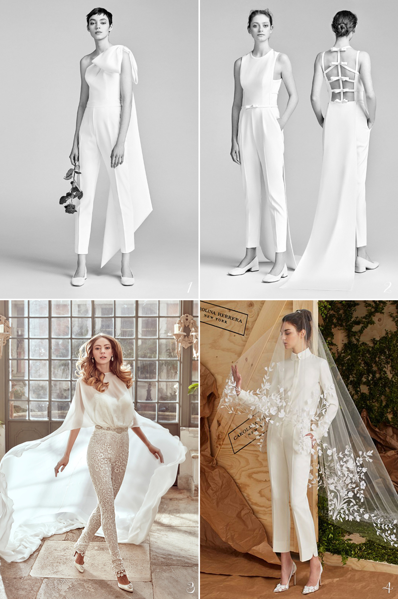 Contemporary wedding dresses with simple design for not as girly sign in ombrellifo Choice Image