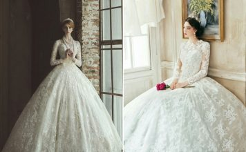 classic and elegant wedding dresses
