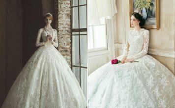 classic and elegant wedding dresses