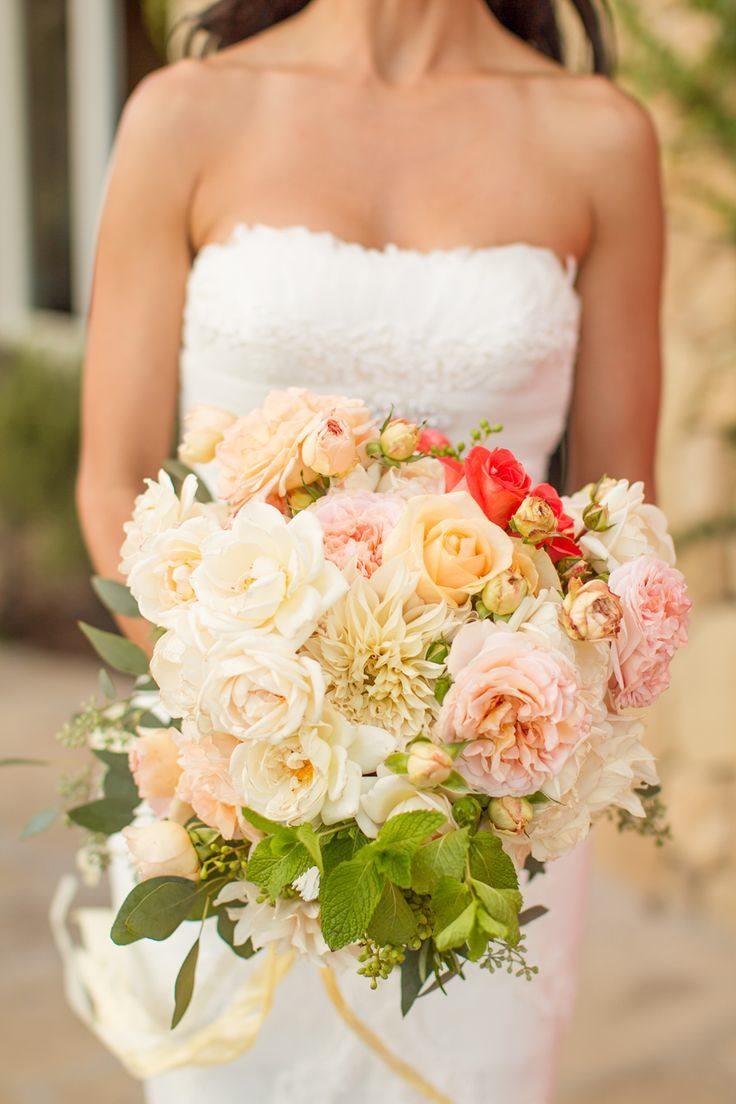 flawless wedding bouquet ideas