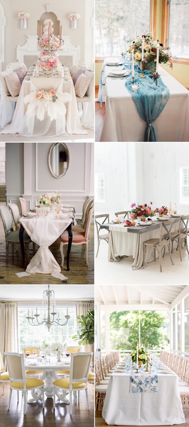 Intimate Wedding Reception - Cozy and Sweet Reception Decor Ideas ...