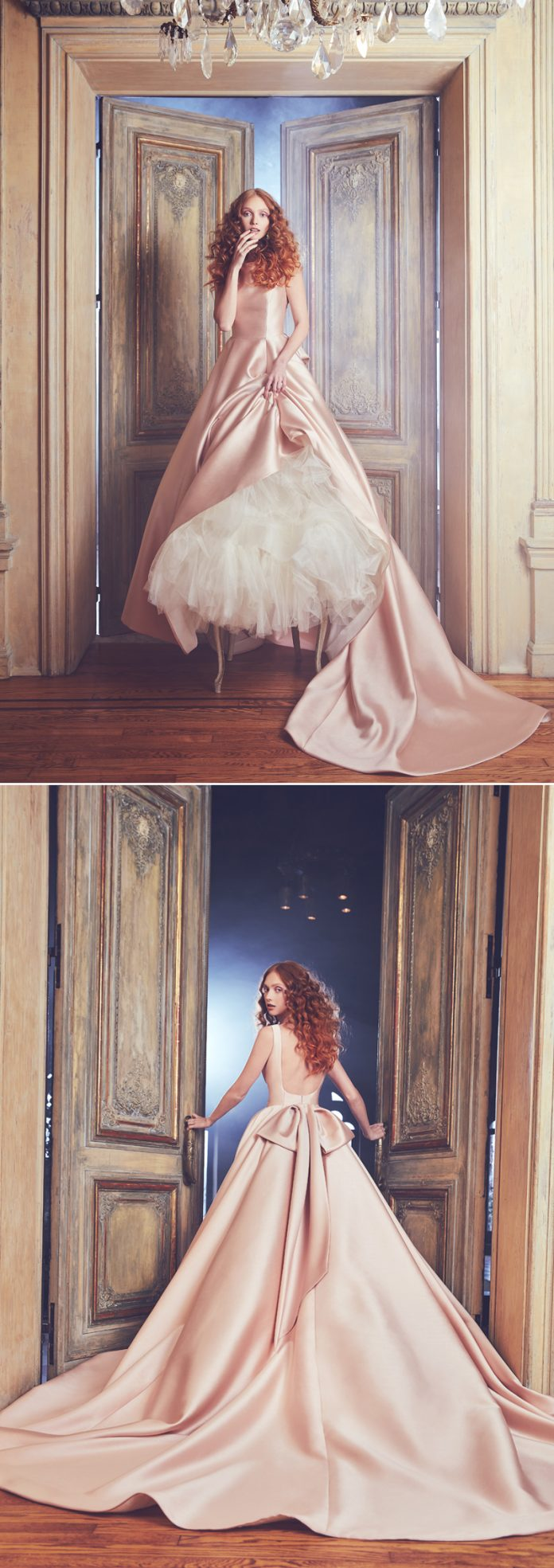 modern spring wedding gowns