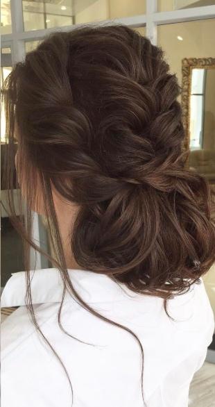 simple hair braid hairstyle