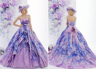trendy bridal gowns