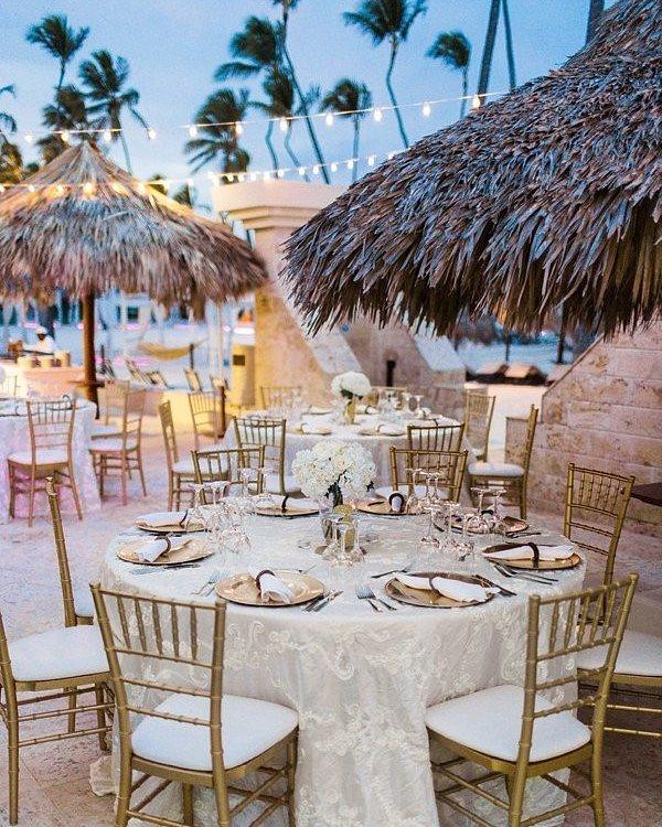 unique beach wedding concept ideas