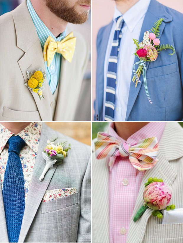 Summer-groom fashion accessories