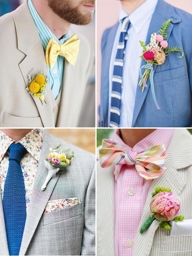 Summer-groom fashion accessories