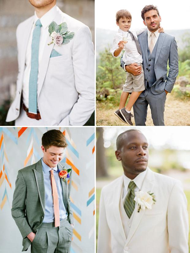 Awesome Casual Groom Wedding Attire Gallery - Styles & Ideas 2018 ...