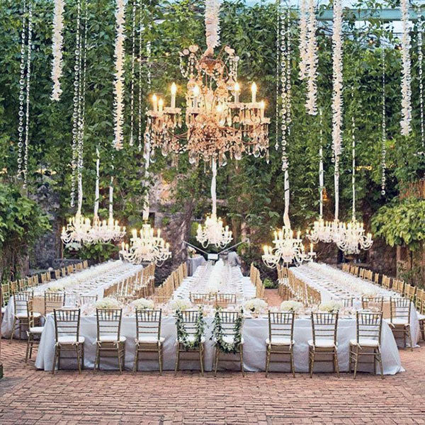 Fairy Tale Wedding Dinning