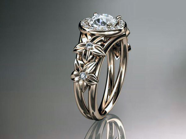 Fairy Tale Wedding Ring