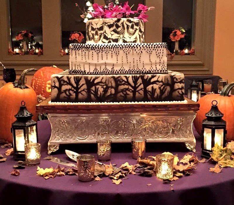 Halloween Wedding Ideas A Unique And Creepy Wedding Concept