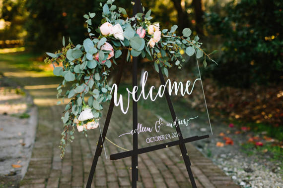 Natural outdoor wedding decoration ideas for your memorable moments the ceremony decorations junglespirit Gallery