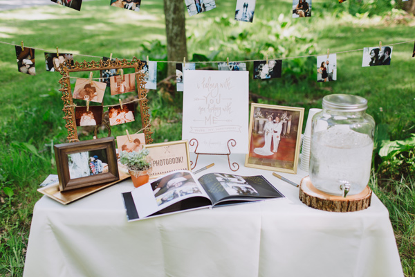 Guest Book Table 3