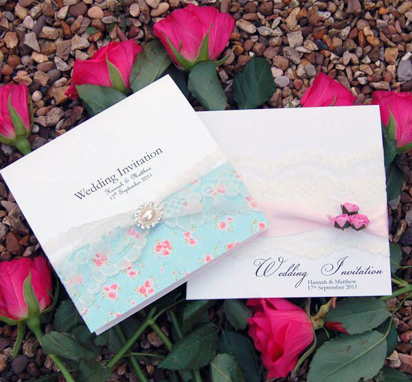 Summer Wedding Invitation 9