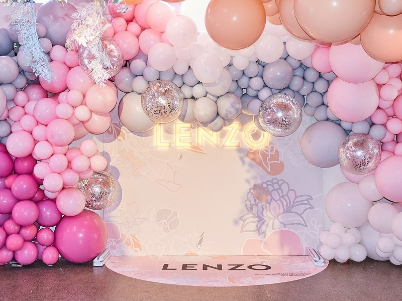 10 Fun Ways To Bring The Balloon Wall Trend To Your Next
